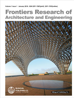 Frontiers Research of Architecture and Engineering