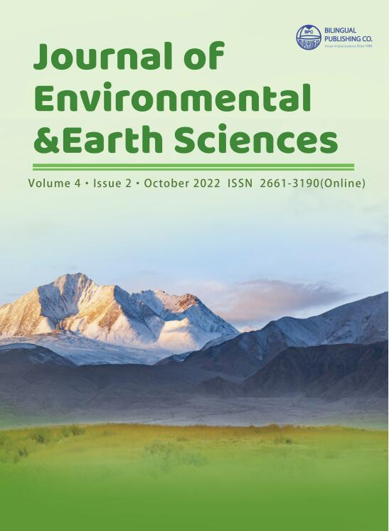 Journal of Environmental & Earth Sciences