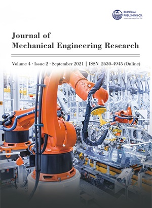 Journal of Mechanical Engineering Research