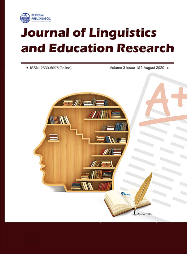 Journal of Linguistics and Education Research